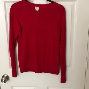 Target Red Sweater